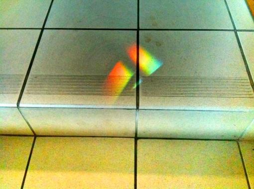 light fantastic rainbow spectrum